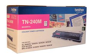 Brother TN-240M Magenta Toner