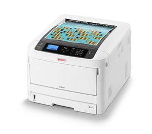 OKI C834NW A3 36ppm Colour LED Printer - WiFi