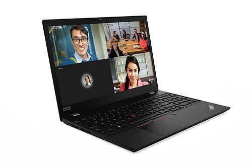 "LENOVO T590, I5-8265U,16GB, 256GB SSD, UHD 620,15.6"" FHD, BT, KB AND MOUSE, 65W"