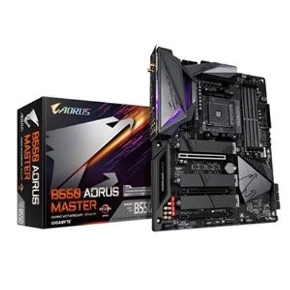 GIGABYTE B550 AORUS Master -AM4 AMD/B550/ATX/Triple M.2/SATA 6Gb/s/USB 3.2 Gen 2