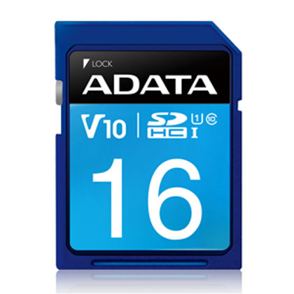 ADATA Premier UHS-I SDHC Card 16GB