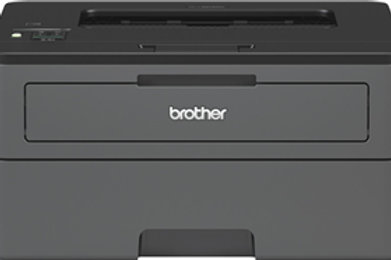 Brother HLL2375DW 34ppm Mono Laser Printer WiFi Damaged Box