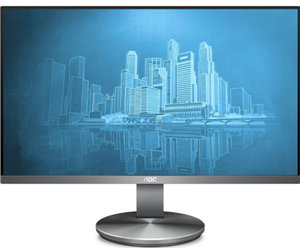 "AOC i2790VQ 27"" 1920x1080 VGA HDMI DP Frameless Monitor 4yr wty"