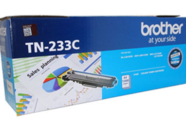 Brother TN-233C Cyan Toner Cartridge