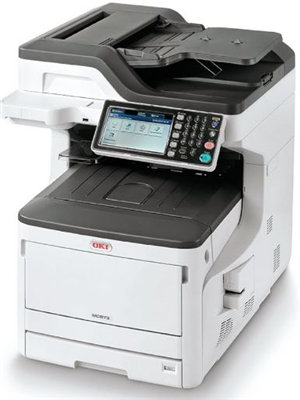 OKI MC853dn A3 23ppm Colour LED MFC Printer