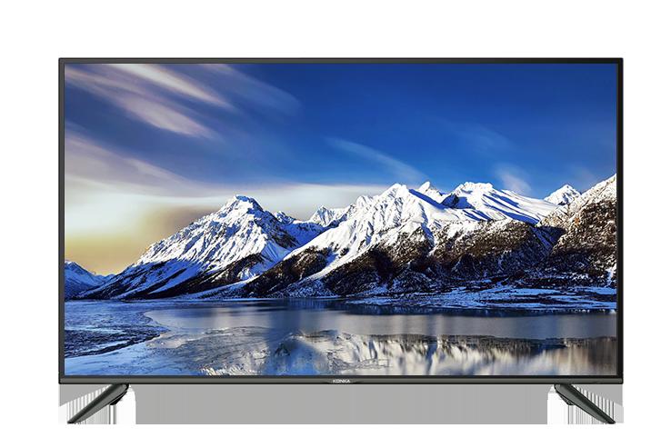 "KONKA 32"" HD SMART LED TV, WIFI, NETFLIX,YOUTUBE,F , 100X100"