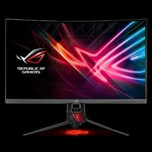 "ASUS XG32VQR 32"" WQHD VA 2560X1440 16:9 CURVED 4ms FREE-SYNC 144Hz, HDMI, DISPLA"