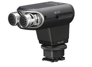 Sony ECMXYST1M Microphone For Multi Interface Shoe