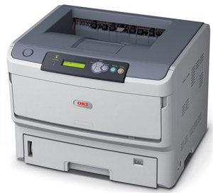 OKI B820N A3 35ppm Mono LED Printer