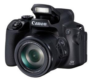 Canon PowerShot SX70 HS 20.3MP CMOS 65x Digital Camera Black
