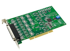 Advantech PCI-1620A-DE 8 Port RS-232 PCI Communication Card