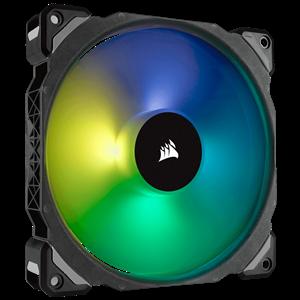CORSAIR ML140 PRO RGB, 140MM PREMIUM MAGNETIC LEVITATION RGB LED PWM FAN, SINGLE