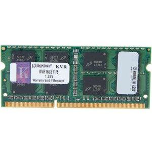 KINGSTON 8GB 1600MHZ DDR3 NON-ECC CL11 SODIMM 1.35V