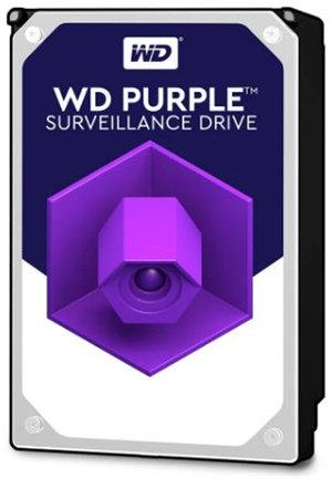 """Refurbished WD Purple SATA 3.5"""" 5400RPM 256MB 8TB Surveillance 1Yr Wty"""