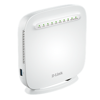 DLINK DSL-G225 - WIRELESS N300 ADSL2+ / VDSL2 MODEM ROUTER