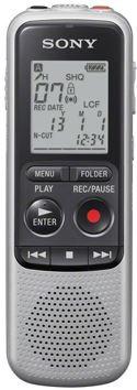 Sony ICDBX140 4GB Digital Voice Recorder