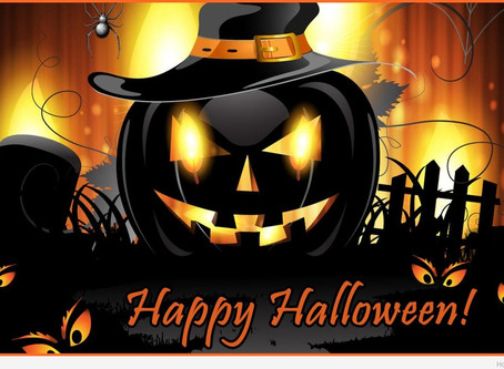 Witches, Ghosts & Goblins. . . Keeping Our Dogs Safe During Halloween