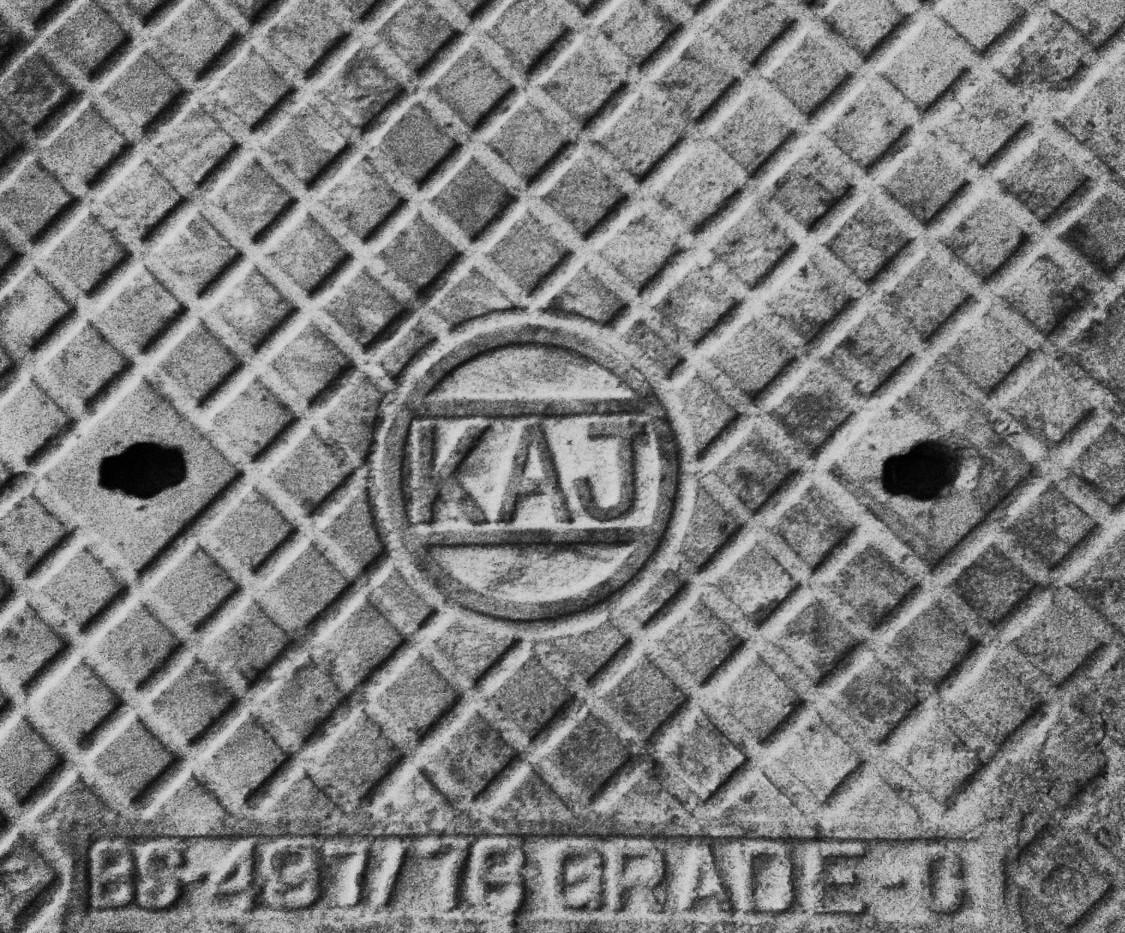 KAJ Manhole Covers