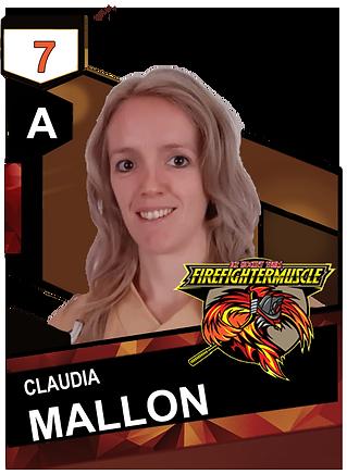 Claudia Mallon