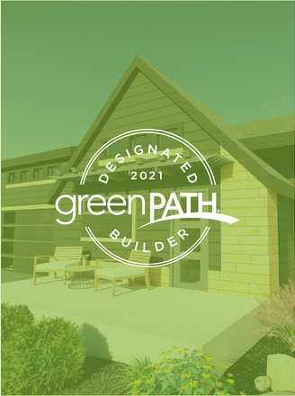 GreenHalo Builds is a Green Path Builder!