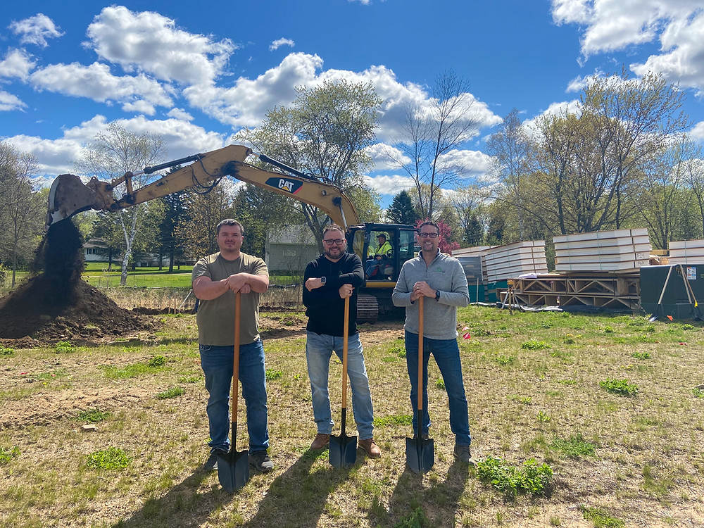 GreenHalo Builds breaks ground on EcoRidge