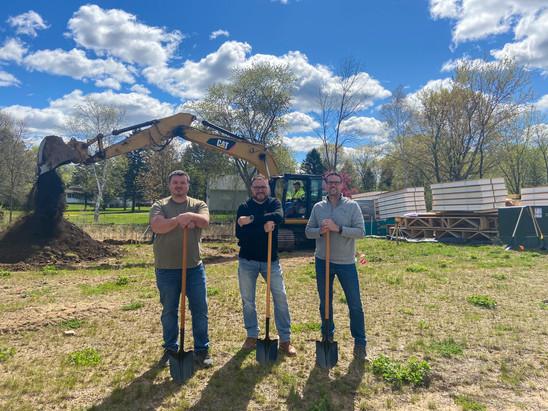 GreenHalo Builds Breaks Ground EcoRidg