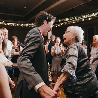 Dancing Grandma