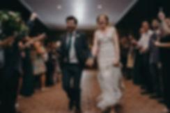 Grand Exit of Wedding