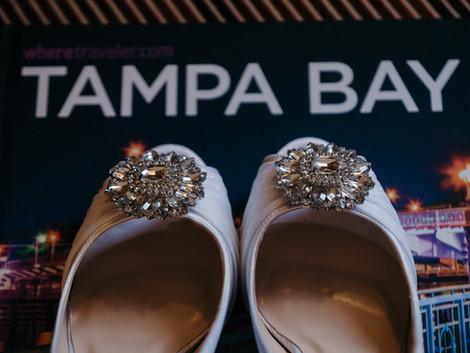 Rosalia and Chris - Ybor City Wedding - Tampa bay Wedding Photographer