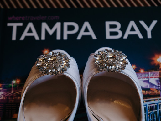 Rosalia and Chris - Ybor City Wedding - Tampa bay Wedding Photographer