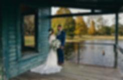Barn at Crescent lake Wedding