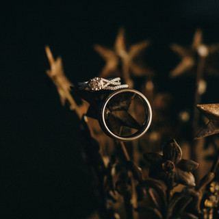 Ring on a crown