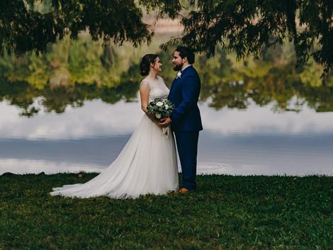 Baughman Center and Florida Museum of Natural History Wedding Photography - Megan and David