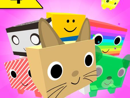 Pet Simulator Update 4