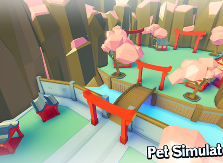 The Worlds of Pet Simulator 2!