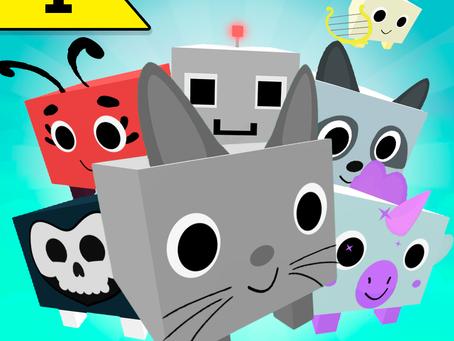 Pet Simulator Update 1