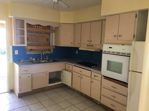 Residential Remodeling - Before