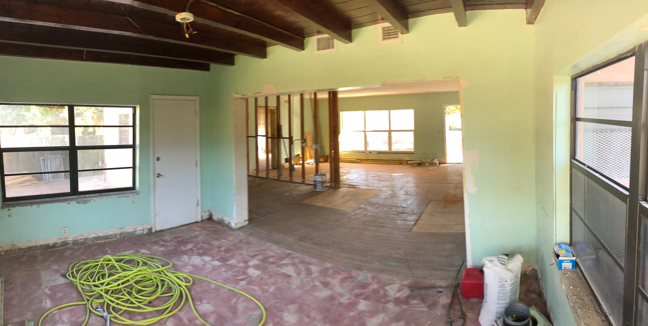 Residential Remodeling - Before