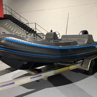 17 ft 2017 AB Inflatables Nautilus 17 DL