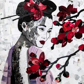 Witchy Geisha