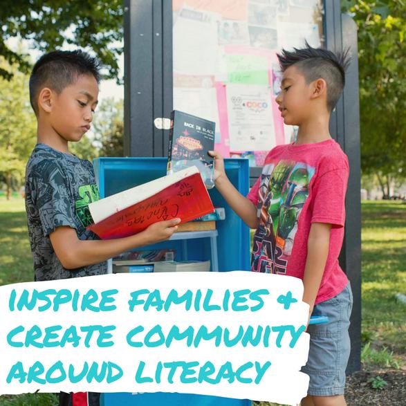 Creating Community Around Literacy
