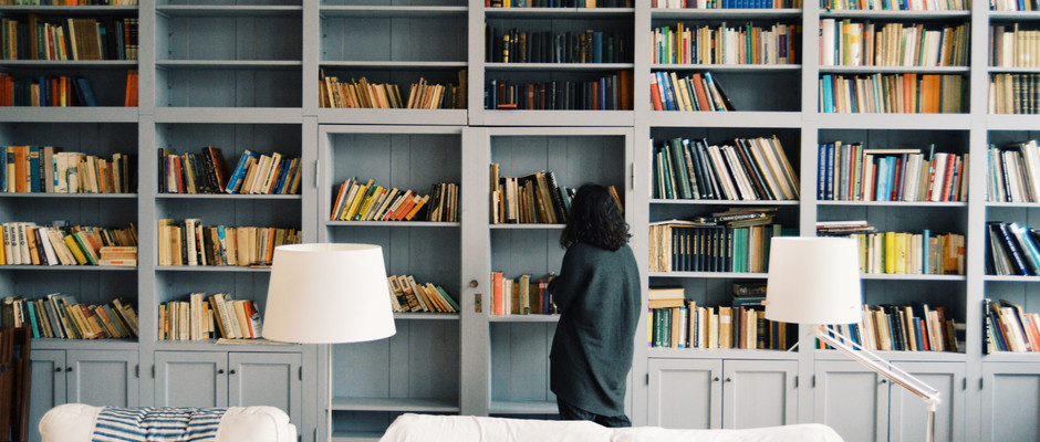 Why You Should Build Your Home Library