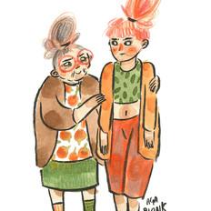 granny and I