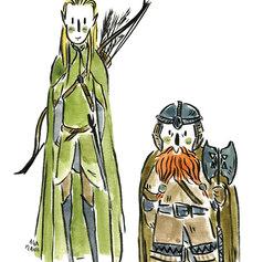 Legolas_Gimli