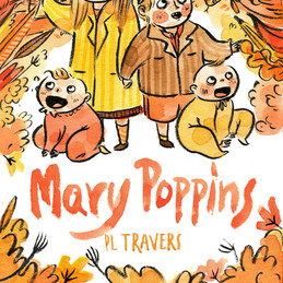 Mary Poppins cover