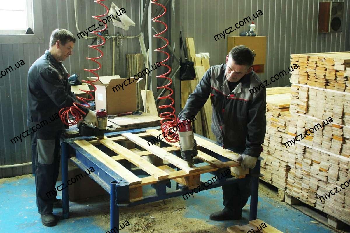Производство и реставрация поддонов