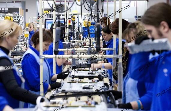 Работа на заводе Samsung