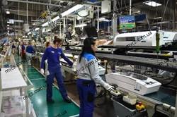 Работа на заводе кондиционеров Daikin