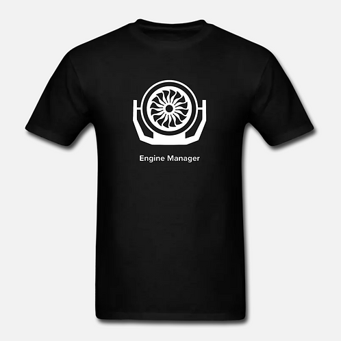 Engine Manager T-shirt
