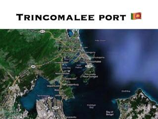 TRINCOMALEE BEACH SRI LANKA